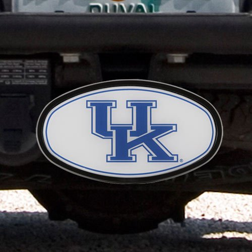 NCAA Kentucky Wildcats Kuppel Logo Kunststoff Abdeckung für Anhängerkupplung (Anhängerkupplung Kentucky)