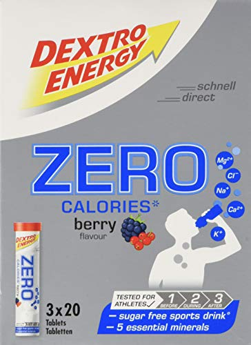 Dextro Energy Zero Calories Berry, 240 g