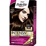 Poly Palette Intensiv Creme Coloration 750 schokobraun 115 ml 1-er Pack
