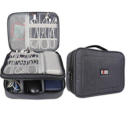 BUBM Travel Cable Bag, Ultra-com...