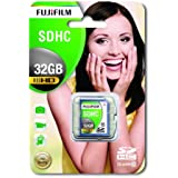Fujifilm Carte SDHC 32 Go Classe 10