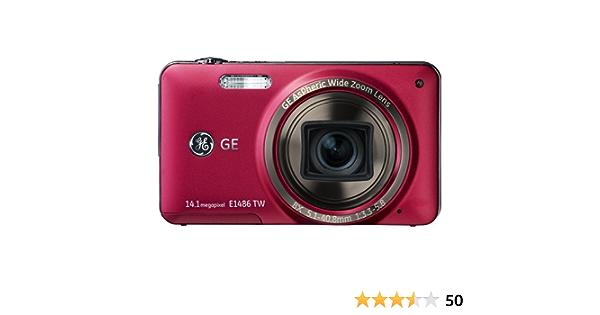 Ge General Electric E1486tw Touch Screen Digitalkamera Kamera