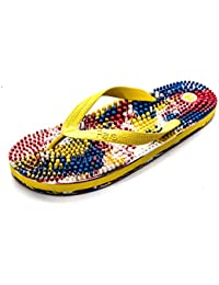 Revs Reflexology Massage Flip Flops. A sophisticated Design, A Classic Look, A Natural Therapy.