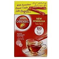 Canderel Sucralose Sweetener - 100 Sticks, 100gm