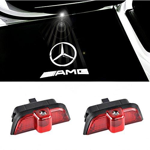 Preisvergleich Produktbild ColorBuy Türlicht Projektor Logo Tür Einstiegsbeleuchtung Einstiegslicht Autotür (3)