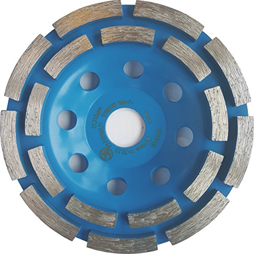 Dr Diamond® Diamantschleifteller Diamantschleiftopf Betonschleifer 180 mm