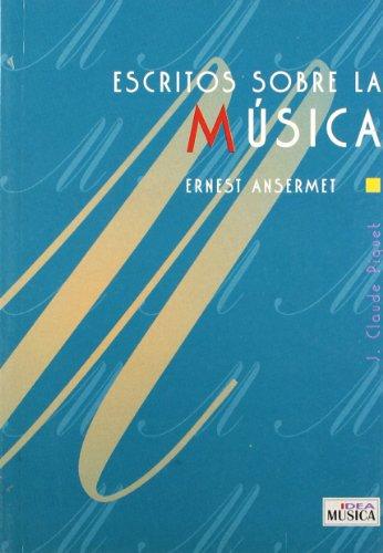 Escritos sobre la musica (Musica (idea))