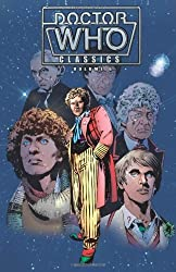 Doctor Who Classics Volume 6 by Steve Parkhouse (2010-12-21)