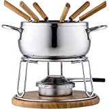 Style'n Cook Fondue Edelstahl Set Charlotte 11-TLG.