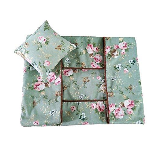 i Nest Waschbar Zwinger Jacke Nest Gewaschen Quilt Cover-Sets (Rosa Kunststoff-tabelle-cover)