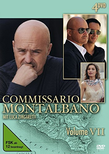 »Il Commissario Montalbano: Box 7 (23-26)«