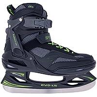 Spokey Unisex EVOO 1,5Eishockey Schlittschuhe 42, mehrfarbig, one size