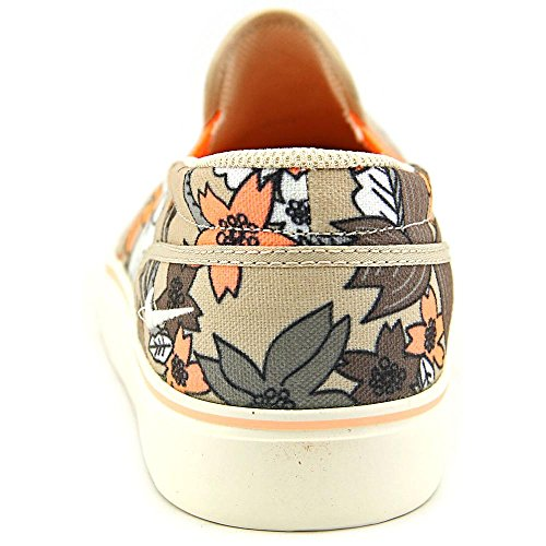NIKE Toki Slip Print WMNS 'Aloha Pack' Schuhe Damen Slipper Turnschuhe Beige 724769 218 Beige