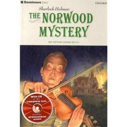 Level 2: 700 headwords: Dominoes 2. Sherlock Holmes Norw CD Pack: Sherlock Holmes: The Norwood Mystery Level 2
