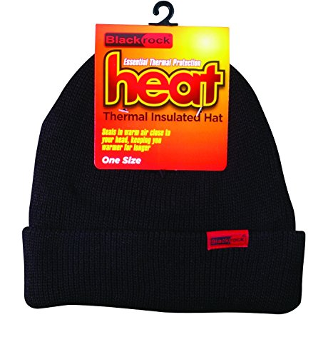Blackrock Men's Black Heat Therm...