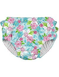 I Play Ruffle Swim Nappy - Pañal para Nadar Baby-Girls