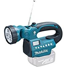Makita BMR050 - Radio Linterna A Bateria 14.4/18V Litio-Ion