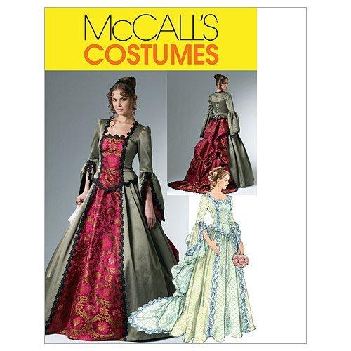 McCalls M6097 EE(14-20) Schnittmuster zum Nähen, Elegant, Extravagant, Modisch