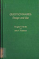 Questionnaires: Design and Use