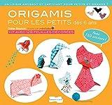 Origami pour les petits - nouvelle édition...