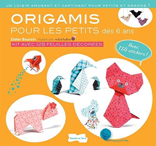 Origami pour les petits - nouvelle dition