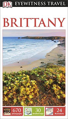 DK Eyewitness Travel Guide. Brittany