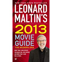 Leonard Maltin's 2013 Movie Guide: The Modern Era (Leonard Maltin's Movie Guide (Mass Market))