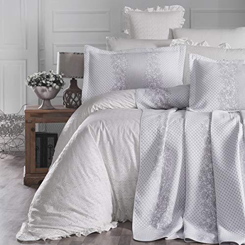 Analytisch Bettwäschenset Für Einzelbett Lila Bettwäsche Bettwäschegarnituren