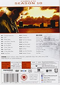 CSI Miami: The Complete Season 10 [DVD]