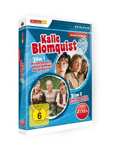 Astrid Lindgren: Kalle Blomquist: Kalle Blomquist lebt gefährlich / Kalle Blomquist ... [2 DVDs]: Alle Infos bei Amazon