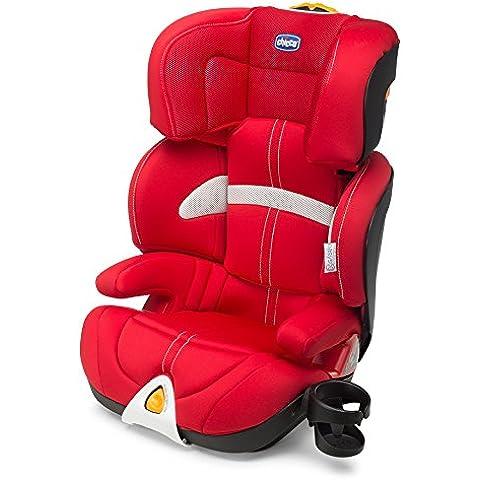 Chicco Oasys 2-3 - Silla de coche, grupo 2/3, color rojo
