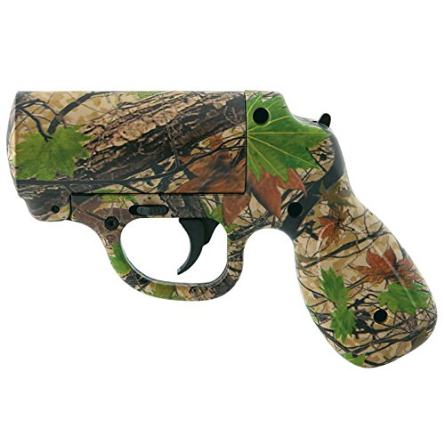 Gun Mace Spray (Mace Pfefferpistole inkl. Pfefferkartusche und Trainingskartusche camo)