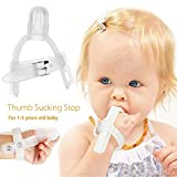 Wuudi Baby Teething Mitten Glove,Silicone Teether Pain Relief For Age 3-12 Months,BPA Free,Prevent Kids Biting/Sucking Fingers