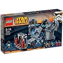 LEGO Star Wars - Duelo final en Death Star, multicolor (75093)