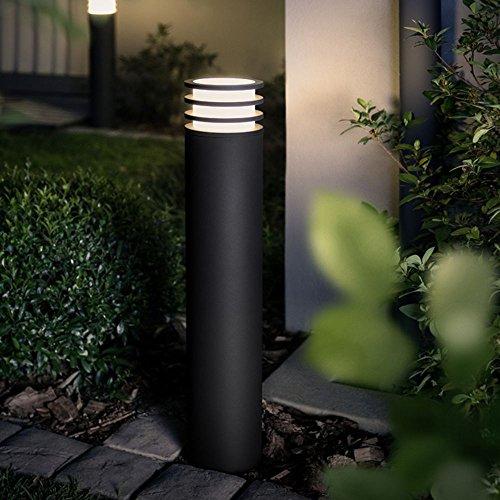 Philips Hue LED Wegeleuchte Lucca Anthrazit inkl. Hue White | Hue-Gartenleuchte, Außenleuchte