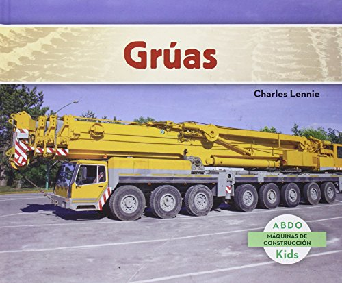 Gruas (Maquinas de construccion / Construction Machines)