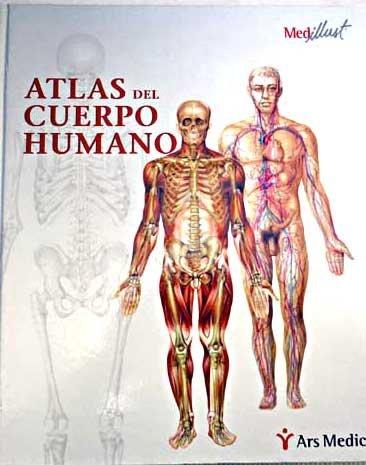 Medillust. Atlas del cuerpo humano por Ars Medica