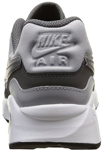 Nike Air Max St (Gs), Chaussures de running garçon Multicolor (Wolf Grey / Dark Grey-Grn Strike)