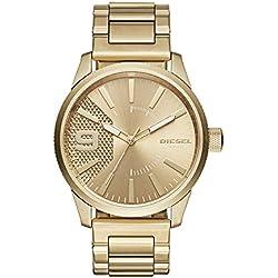 DIESEL Rasp - Reloj de pulsera