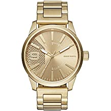 713e79391423 Amazon.es  reloj diesel dorado