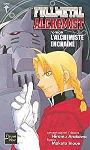 Fullmetal Alchemist Roman Edition simple Tome 2
