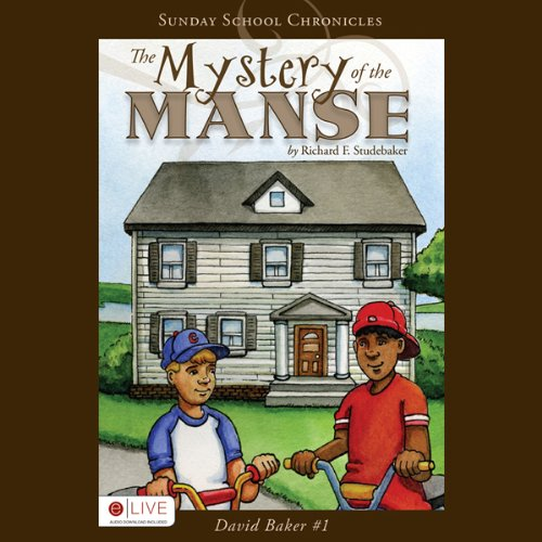 The Mystery of the Manse  Audiolibri