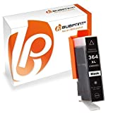 Bubprint Druckerpatrone kompatibel für HP 364XL 364 XL für DeskJet 3070A 3522 OfficeJet 4620 PhotoSmart 5525 6510 7520 e-All-in-One Plus B209A Schwarz