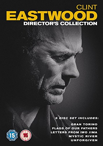 Clint Eastwood - The Director's Collection (Mystic River, Unforgiven, Gran Torino, Letters From Iwo Jima, Flags of Our Fathers [UK Import]