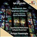 Canonic Variations on Vom Himmel hoch da komm ich her, BWV 769 (arr. I. Stravinsky): Variation 5: L'altra sorte del canone al rovescio