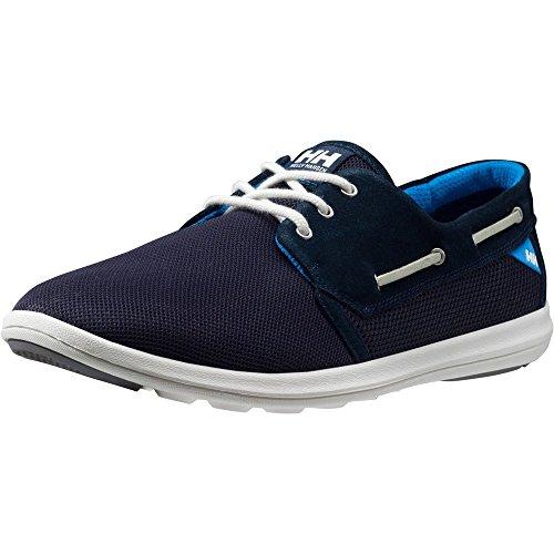 Helly Hansen Herren Lillesand Outdoor Fitnessschuhe Blau (Navy/ Racer Blue/ Off White/ Mid Grey)