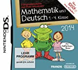 Mathematik & Deutsch 1. - 4. Klasse 2014 - [Nintendo DS]