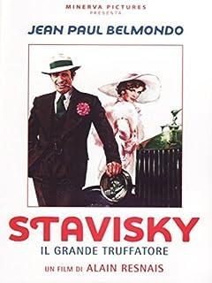 Stavisky - Il Grande Truffatore by Jean Paul Belmondo