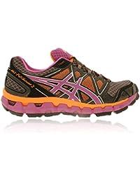 Asics Gel FujiLyte Flash Yellow/Azalea/Black T682N0721, Chaussures Running - 36 EU
