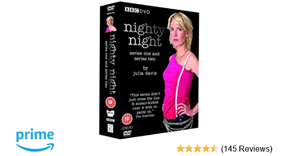 Nighty Night - Series 1   2 Boxset  DVD   Amazon.co.uk  Julia Davis ... b871d108e